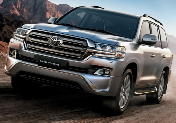 Price Toyota Land Cruiser 2016 LATEST And Specifications