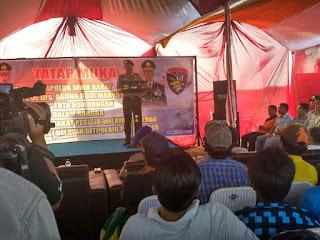 Presdir Cirebon Power Memberikan Bantuan Kepada Nelayan