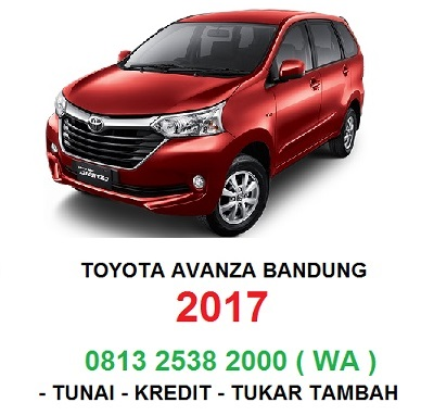 Grand New Avanza E 1.3 Harga Terbaru 2018 Dp Murah Bandung 2017   Toyota Bandung, Kredit ...