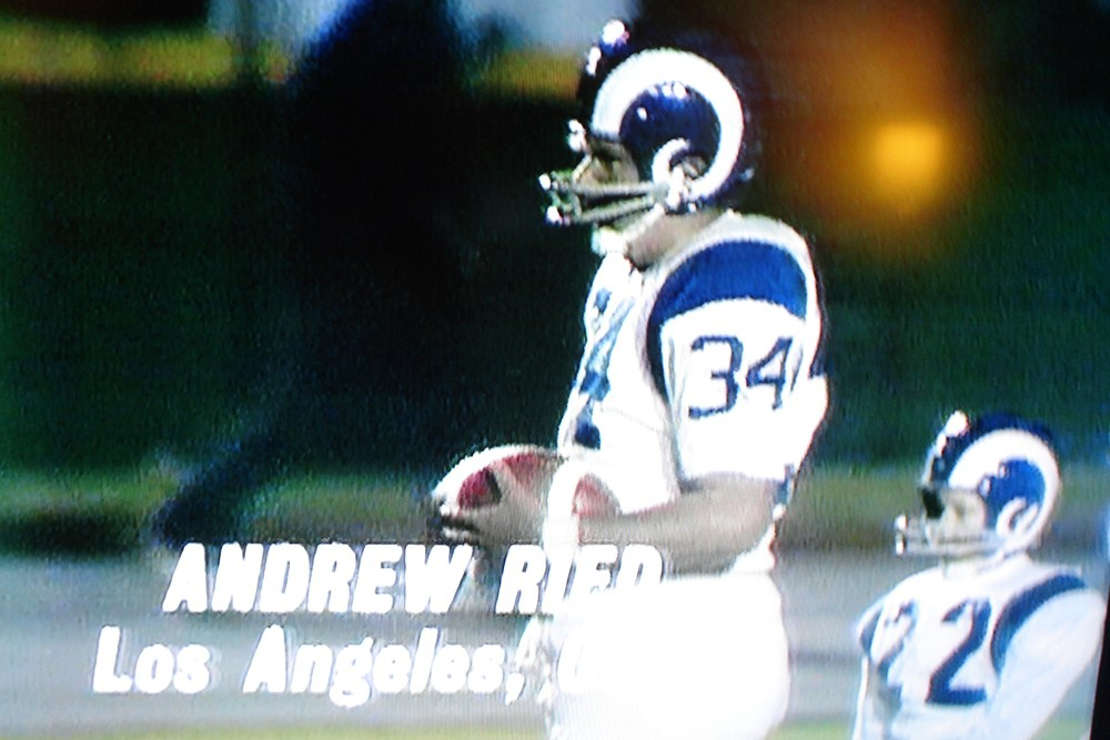 Andy Reid Was Hilariously Huge In 1971 Punt Pass And Kick  - andy reid punt pass kick
