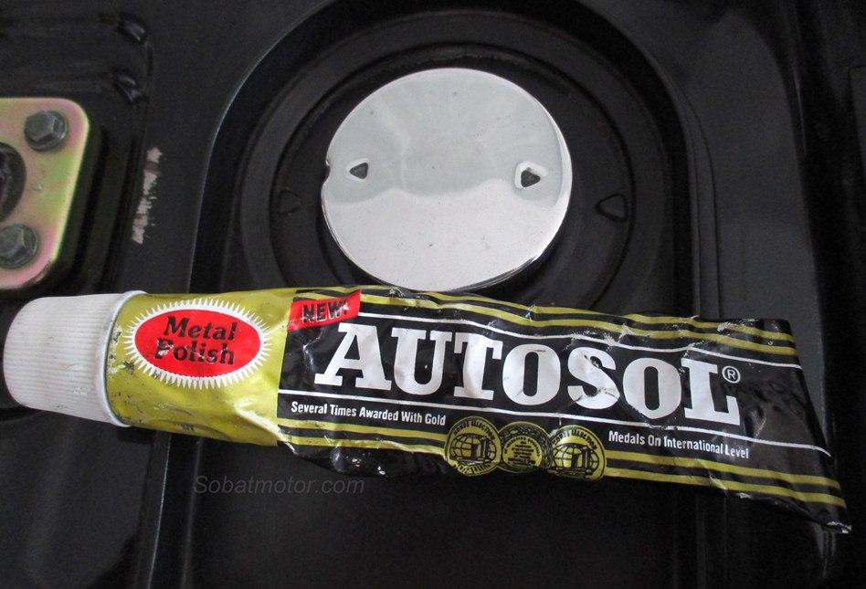 Gak cuma bikin kinclong, ini beberapa tips asyik menggunakan Autosol ala Sobatmotor.com