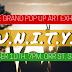 Unity Art Show Featured Artist: TJ Purdy