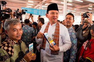 Berita Terbaru : Ahok Ikhlas Masuk Penjara daripada Mundur Pilkada DKI !