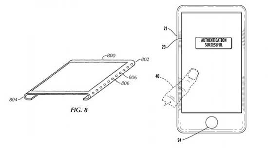iPhone 8'de olabilecek iki yeni özelliği ortaya çıkardı