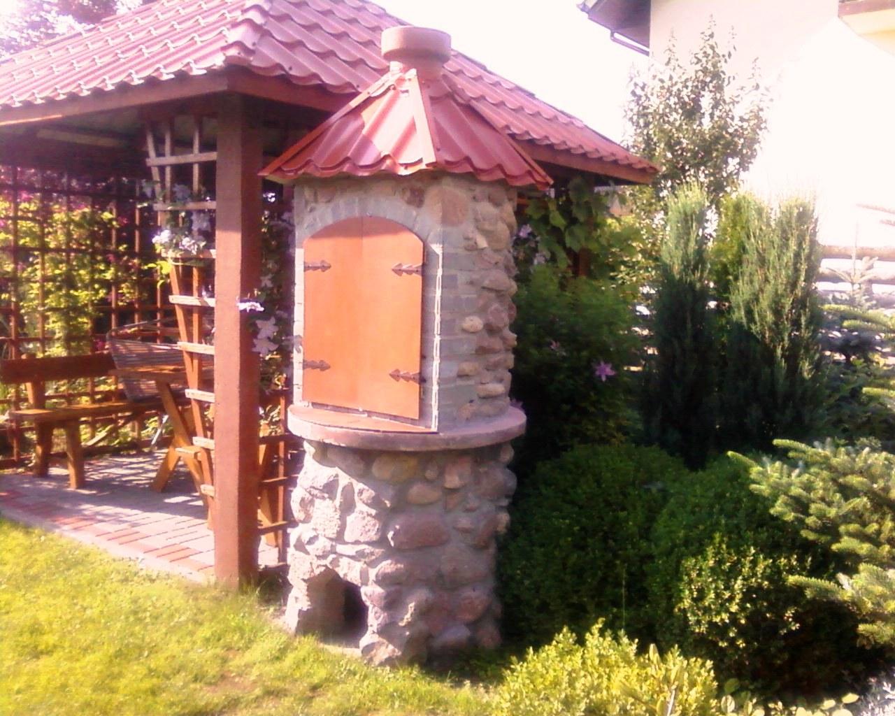 Relaksujący Ogród I Dom Grillo Wędzarnia Zrób Ją Sam