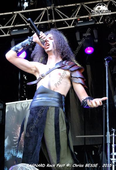 Cerevisia @Ragnard Rock Fest 2015, Simandre-sur-Suran 19/07/2015