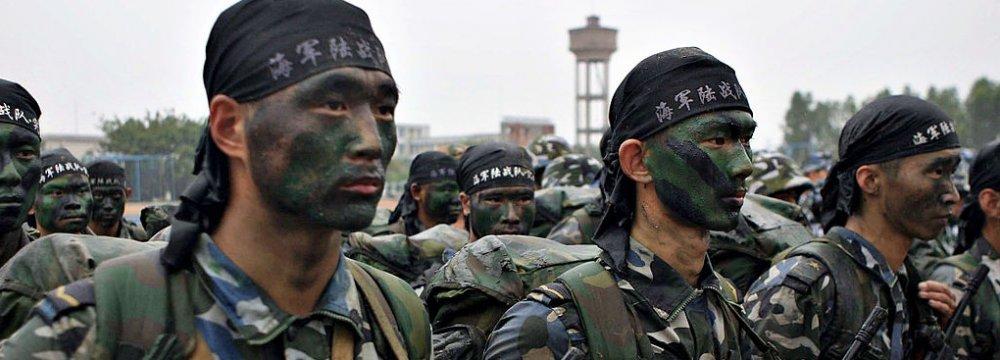 Китай послал в Сирию свои войска! Это мы для китайцев там