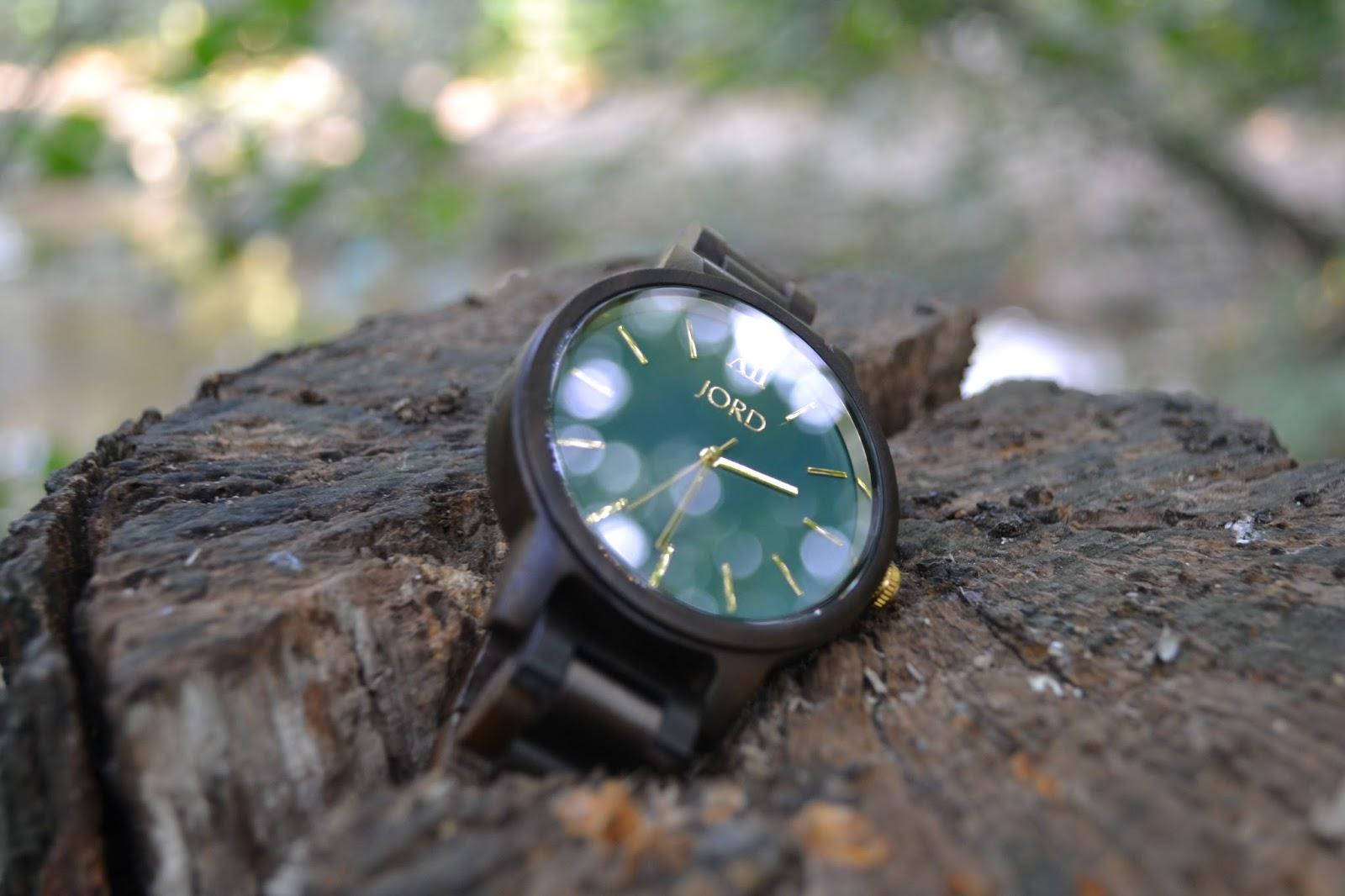 Jord Frankie Dark Sandalwood Emerald
