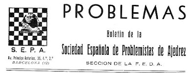 Logotipo de la revista de la SEPA