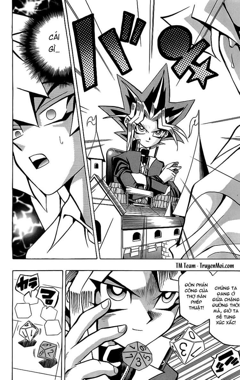 YUGI-OH! chap 53 - phần iv: trò chơi nhập vai trang 17