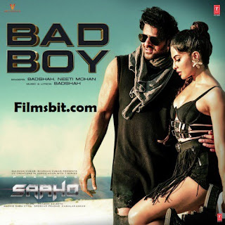 Bad Boy - MP3 Full Audio From Movie Saaho | New Hindi Song 2019