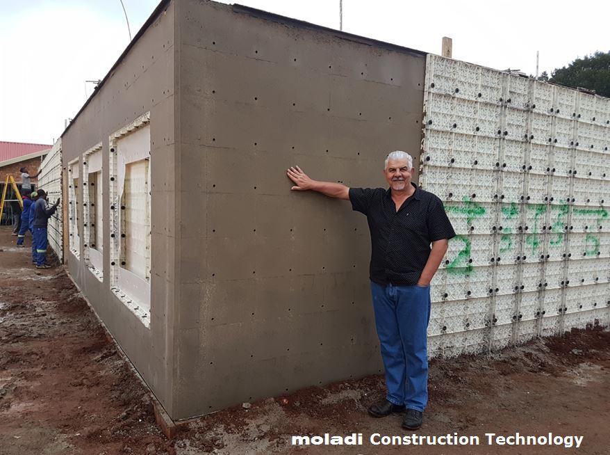 Fourth Industrial Revolution Housing Construction
