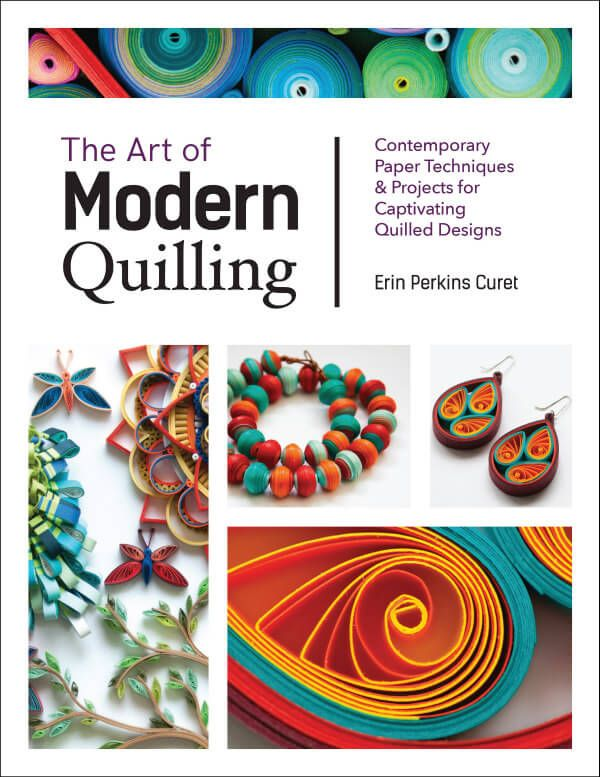 cover of The Art of Modern Quilling
