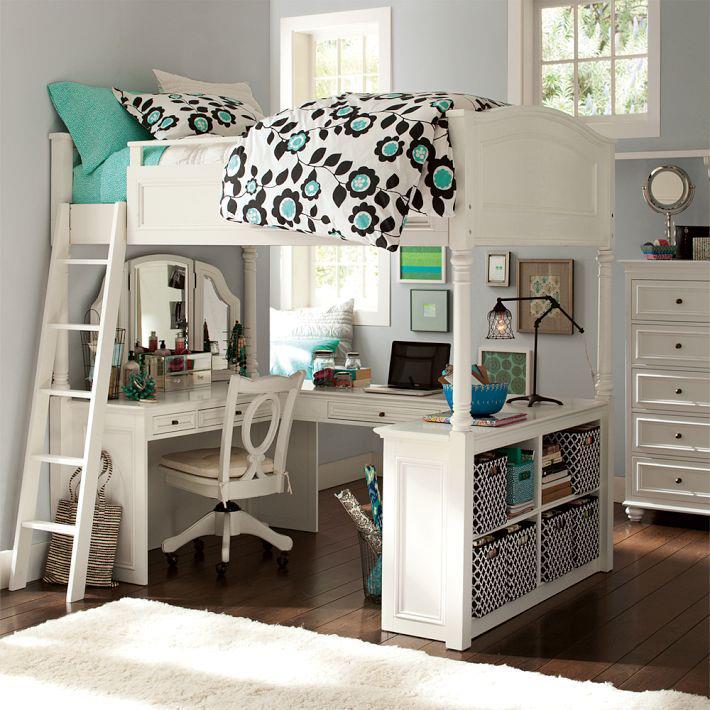 Adoro Lil 225 S Blog No Canada Chelsea Vanity Loft Bed