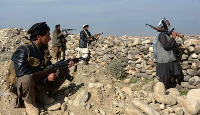 #IS#WarOnTerror :Islamic State bandits kill 4 police officers in Nangarhar province of Afghanistan