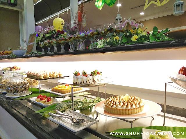 Ramadhan Buffet Restoran Riverside di PWTC Berkonsepkan Pasar Malam