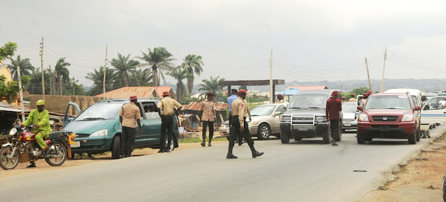 FRSC redeploys senior officers
