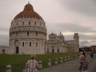 Италия. Пизанский комплекс