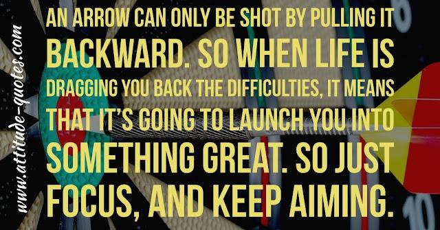 Motivational Quotes short
