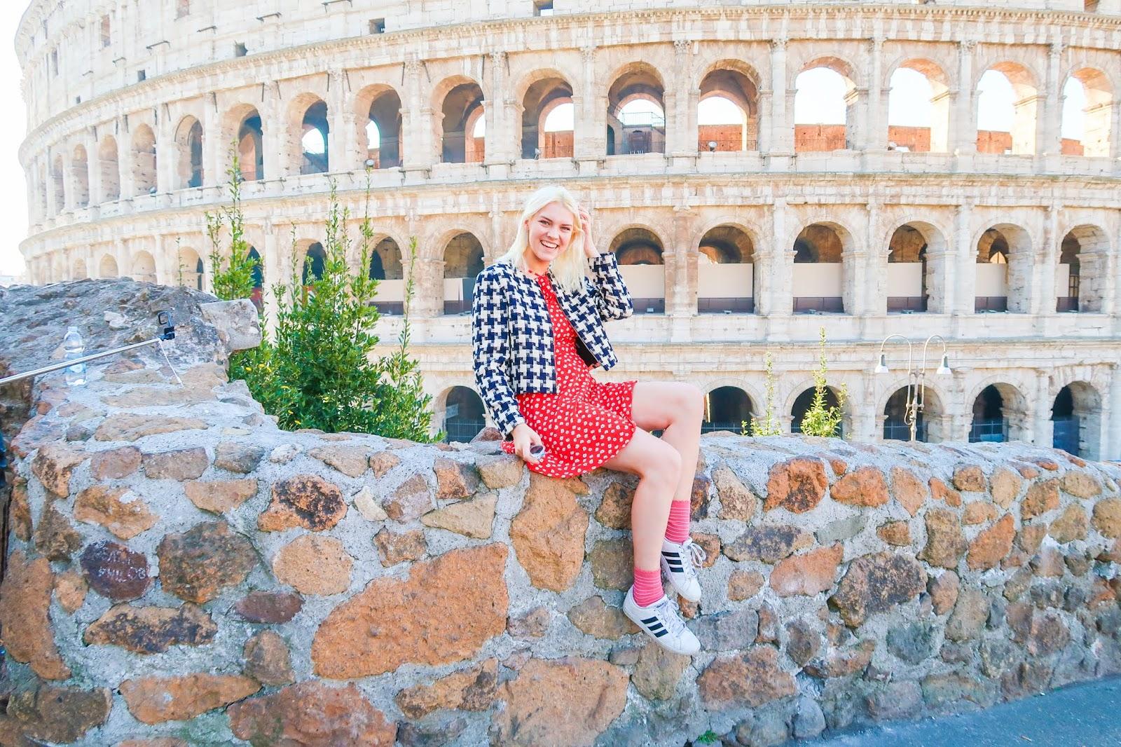 Ciao Bella! I'm In ROME!