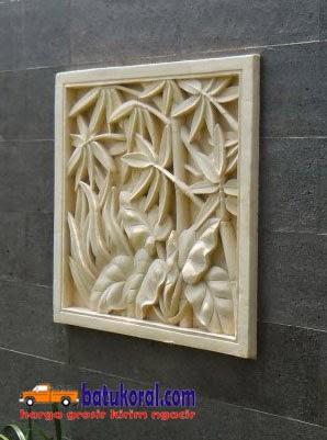 harga batu alam jogj motif bambu