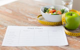 Elaborar un plan de dieta