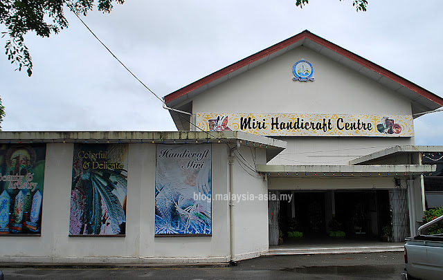 Handicraft Center in Miri