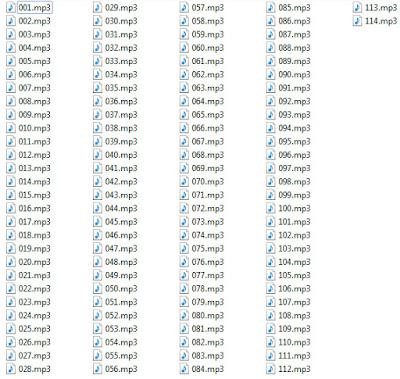 File ZIP Selesai Di Ekstrak
