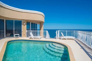 La Riva Luxry Beachfront condo for sale in Perdido Key FL