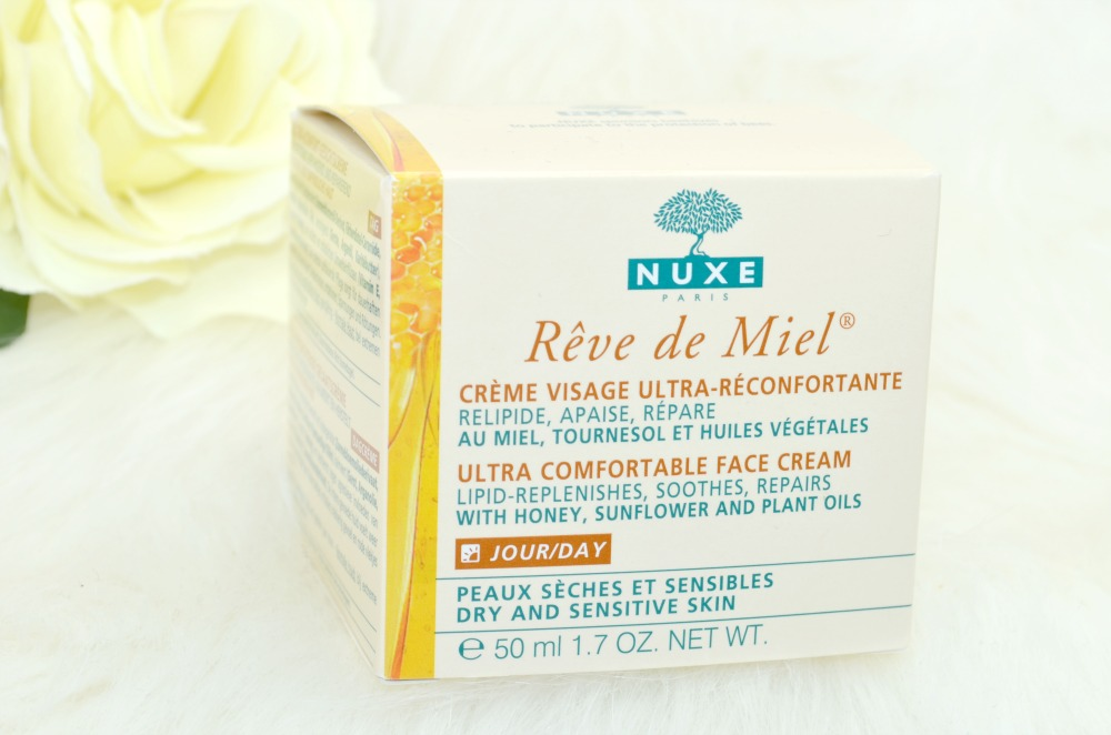 Image of the moisturiser packaging
