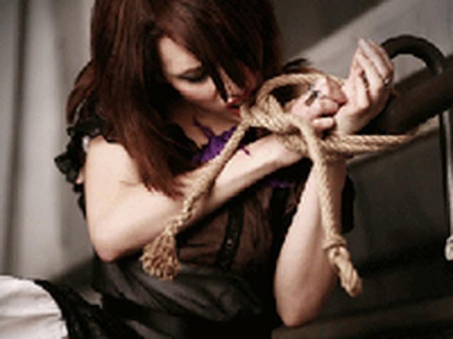 В аэропорту Домодедово девушку пытались продать в секс-рабство