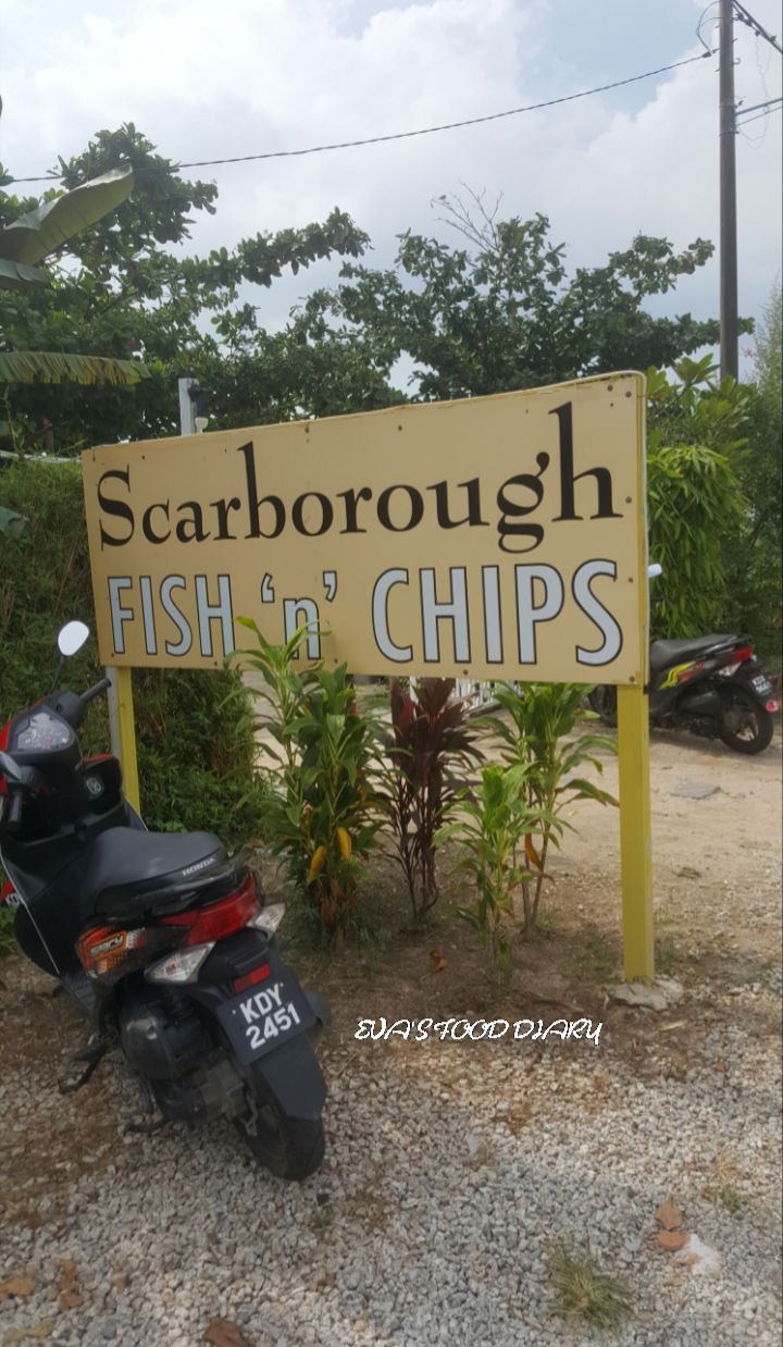 Eva S Food Diary Scarborough Fish N Chip Restaurant