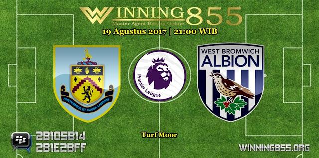 Prediksi Skor Burnley vs West Bromwich