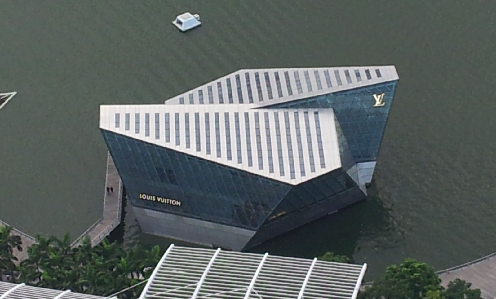 Louis Vuitton Island