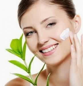 Cara memutihkan muka alami