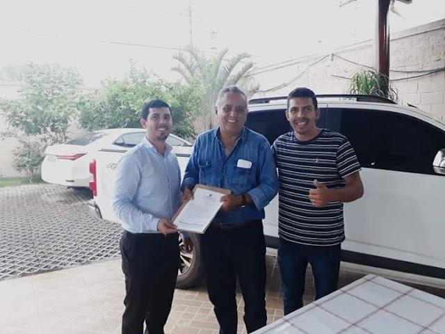 Senador Canedo: Guarda Municipal recebe doação de veículos