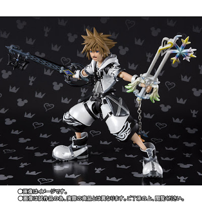 "S.H.Figuarts Sora Final Form de ""Kingdom Hearts II"" - Tamashii Nations"