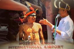 Sambut Presiden Jokowi di Timika, Aparat Amankan Bandara Mozes Kilangin