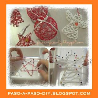 Ideas para hacer adornos de navidad