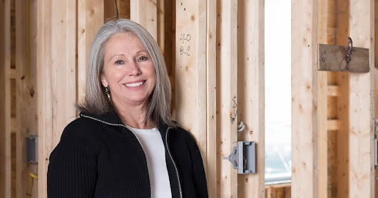 Cora Johnston Featured as NAHB Celebrates Professional Women in Building Week