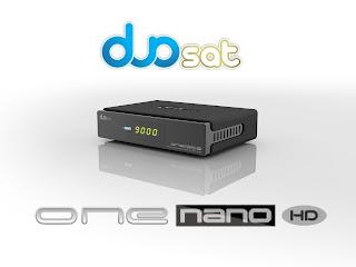 Resultado de imagem para DUOSAT ONE NANO HD