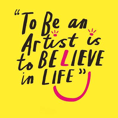 popular Artist Quotes