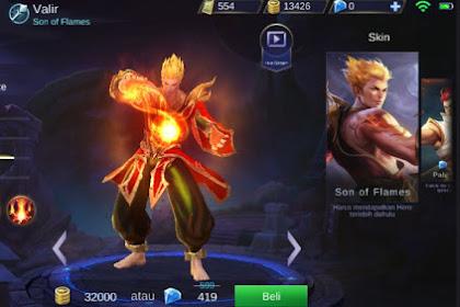 Sejarah Hero Valir, Tips dan Trik Buildnya di Game Mobile Legends Bangbang