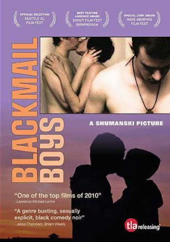 VER ONLINE Y DESCARGAR: Blackmail Boys - PELICULA - Sub. Esp. - 2010 en PeliculasyCortosGay.com