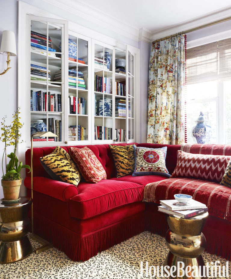 Fall Cape Cod Wallpaper Decor A Park Avenue Apartment By Mark D Sikes Cool