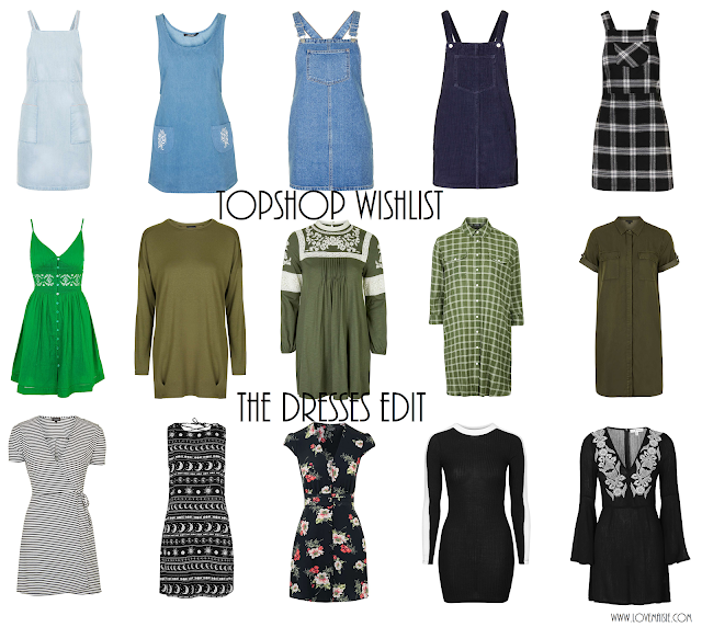 Topshop wishlist, the dresses edit | Love, Maisie