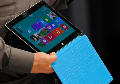 Iphone Tips: Volition Microsofts Surface Every Mo Ipad Killer Does His Chore ?
