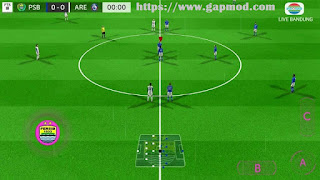 Download FTS Mod PERSIB Update transfer by Kimm