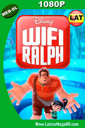 Wifi Ralph (2018) Latino HD WEB-DL 1080P