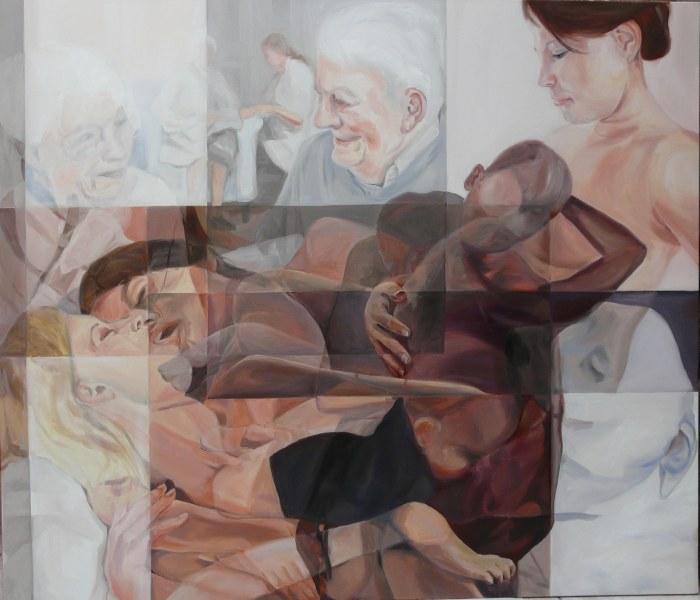 Бельгийский художник. Wery Pollier